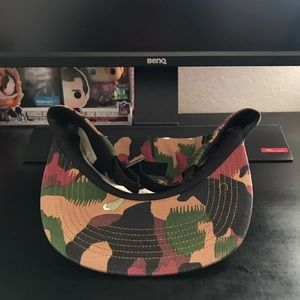 Supreme Camp Camp Camo Authentic Hat